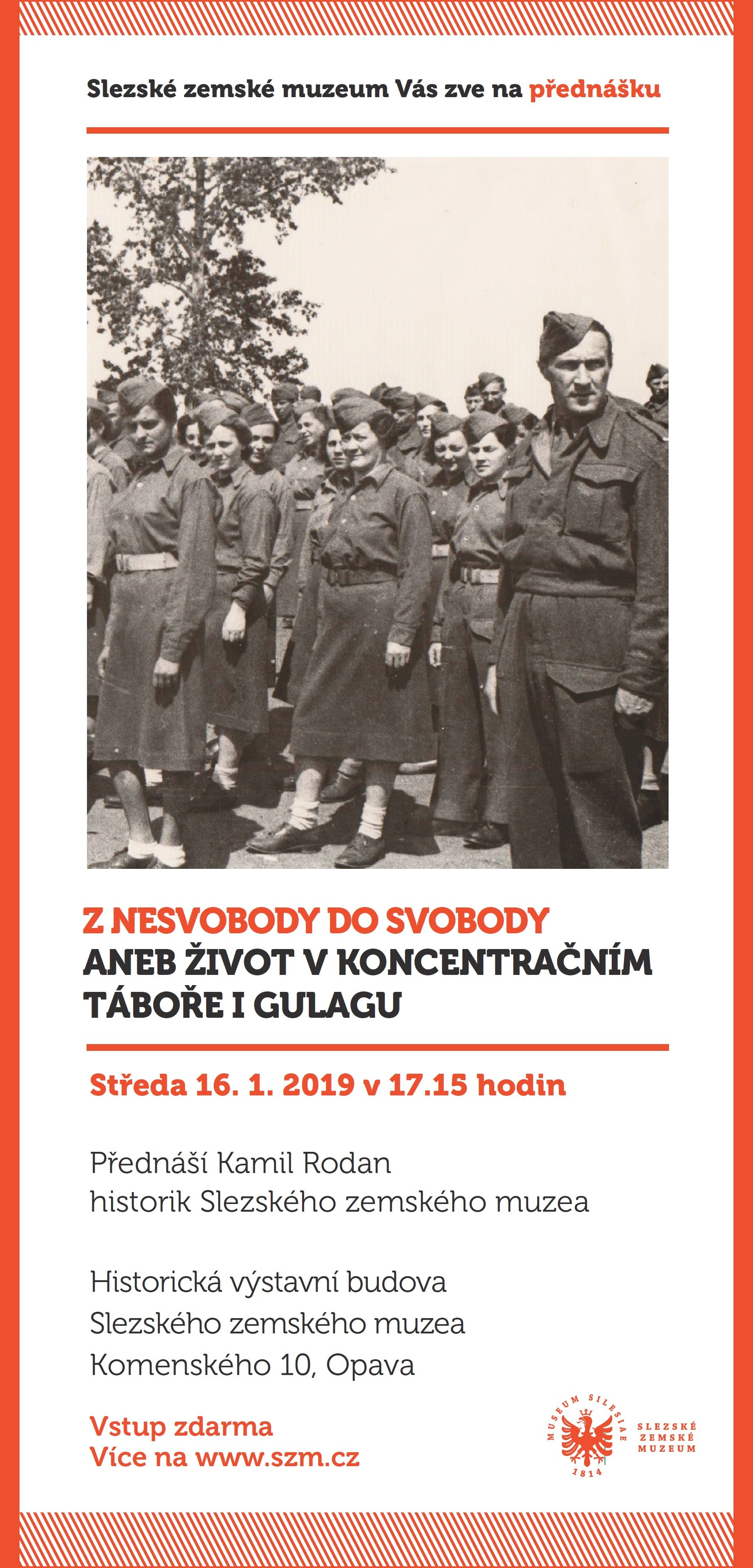 2019 01 16 Z nesvobody do svobody